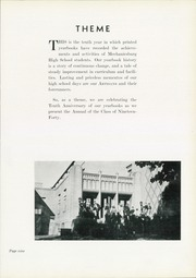 Page 13, 1940 Edition, Mechanicsburg High School - Artisan Yearbook (Mechanicsburg, PA) online yearbook collection