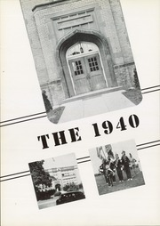 Page 8, 1940 Edition, Mechanicsburg High School - Artisan Yearbook (Mechanicsburg, PA) online yearbook collection
