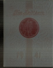1941 Edition, Mechanicsburg High School - Artisan Yearbook (Mechanicsburg, PA)