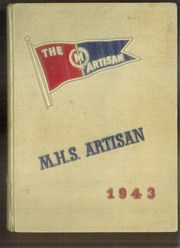 1943 Edition, Mechanicsburg High School - Artisan Yearbook (Mechanicsburg, PA)