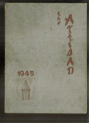1945 Edition, Mechanicsburg High School - Artisan Yearbook (Mechanicsburg, PA)