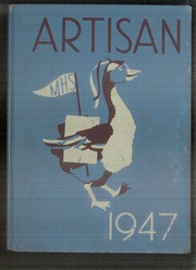 1947 Edition, Mechanicsburg High School - Artisan Yearbook (Mechanicsburg, PA)