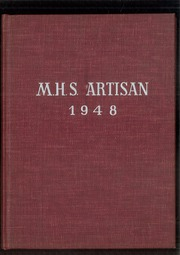 1948 Edition, Mechanicsburg High School - Artisan Yearbook (Mechanicsburg, PA)