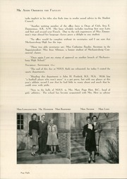 Page 12, 1948 Edition, Mechanicsburg High School - Artisan Yearbook (Mechanicsburg, PA) online yearbook collection