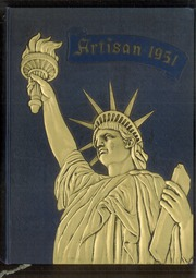 1951 Edition, Mechanicsburg High School - Artisan Yearbook (Mechanicsburg, PA)