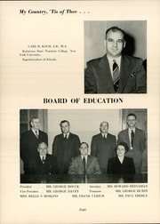 Page 12, 1951 Edition, Mechanicsburg High School - Artisan Yearbook (Mechanicsburg, PA) online yearbook collection