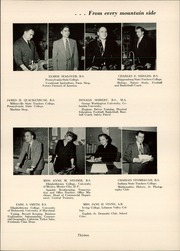 Page 17, 1951 Edition, Mechanicsburg High School - Artisan Yearbook (Mechanicsburg, PA) online yearbook collection