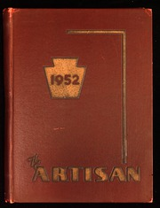 1952 Edition, Mechanicsburg High School - Artisan Yearbook (Mechanicsburg, PA)