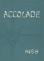 North Penn High School - Accolade Yearbook (Lansdale, PA) online yearbook collection, 1958 Edition, Page 1