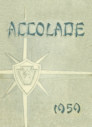 North Penn High School - Accolade Yearbook (Lansdale, PA) online yearbook collection, 1959 Edition, Page 1