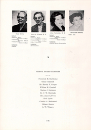 Page 16, 1951 Edition, Union City Area High School - Anvil Yearbook (Union City, PA) online yearbook collection