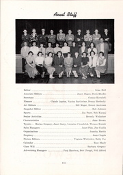 Page 8, 1951 Edition, Union City Area High School - Anvil Yearbook (Union City, PA) online yearbook collection