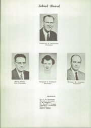 Page 12, 1953 Edition, Union City Area High School - Anvil Yearbook (Union City, PA) online yearbook collection