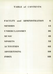 Page 11, 1954 Edition, Union City Area High School - Anvil Yearbook (Union City, PA) online yearbook collection