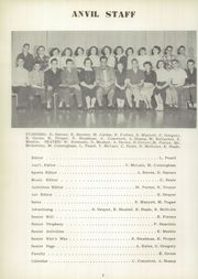 Page 8, 1954 Edition, Union City Area High School - Anvil Yearbook (Union City, PA) online yearbook collection