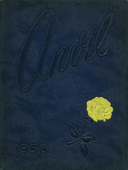 Union City Area High School - Anvil Yearbook (Union City, PA) online yearbook collection, 1958 Edition, Page 1