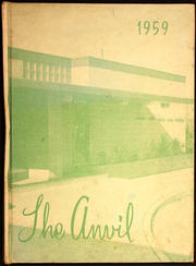 Union City Area High School - Anvil Yearbook (Union City, PA) online yearbook collection, 1959 Edition, Page 1