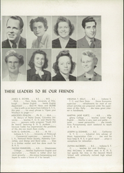 Page 15, 1946 Edition, Blairsville High School - Blaire Yearbook (Blairsville, PA) online yearbook collection