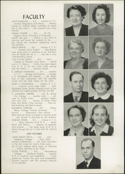 Page 16, 1946 Edition, Blairsville High School - Blaire Yearbook (Blairsville, PA) online yearbook collection