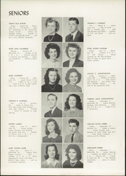 Page 17, 1946 Edition, Blairsville High School - Blaire Yearbook (Blairsville, PA) online yearbook collection