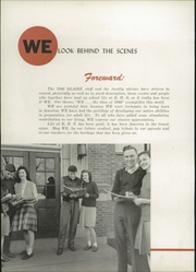 Page 8, 1946 Edition, Blairsville High School - Blaire Yearbook (Blairsville, PA) online yearbook collection