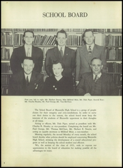 Page 12, 1952 Edition, Blairsville High School - Blaire Yearbook (Blairsville, PA) online yearbook collection
