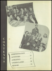 Page 8, 1952 Edition, Blairsville High School - Blaire Yearbook (Blairsville, PA) online yearbook collection