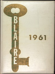 Page 1, 1961 Edition, Blairsville High School - Blaire Yearbook (Blairsville, PA) online yearbook collection