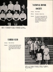 Page 12, 1961 Edition, Blairsville High School - Blaire Yearbook (Blairsville, PA) online yearbook collection