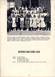 Page 17, 1961 Edition, Blairsville High School - Blaire Yearbook (Blairsville, PA) online yearbook collection