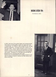 Page 7, 1961 Edition, Blairsville High School - Blaire Yearbook (Blairsville, PA) online yearbook collection