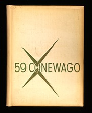1959 Edition, Conestoga Valley High School - Conewago Yearbook (Lancaster, PA)