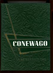 1962 Edition, Conestoga Valley High School - Conewago Yearbook (Lancaster, PA)