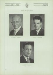 Page 14, 1936 Edition, Emmaus High School - Tattler Yearbook (Emmaus, PA) online yearbook collection