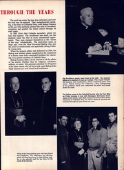 Page 11, 1951 Edition, Cathedral Preparatory School - Literulae Yearbook (Erie, PA) online yearbook collection