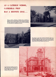 Page 13, 1951 Edition, Cathedral Preparatory School - Literulae Yearbook (Erie, PA) online yearbook collection