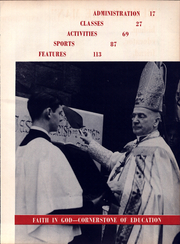 Page 9, 1951 Edition, Cathedral Preparatory School - Literulae Yearbook (Erie, PA) online yearbook collection