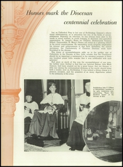 Page 14, 1954 Edition, Cathedral Preparatory School - Literulae Yearbook (Erie, PA) online yearbook collection