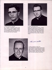 Page 13, 1968 Edition, Cathedral Preparatory School - Literulae Yearbook (Erie, PA) online yearbook collection