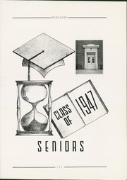 Page 13, 1947 Edition, Cocalico High School - Ko Ka Le Ko Yearbook (Denver, PA) online yearbook collection