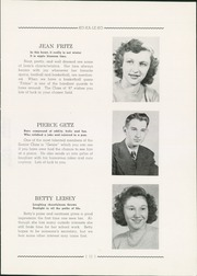 Page 15, 1947 Edition, Cocalico High School - Ko Ka Le Ko Yearbook (Denver, PA) online yearbook collection