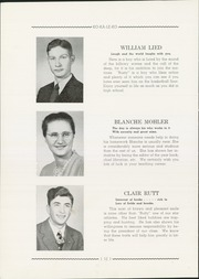 Page 16, 1947 Edition, Cocalico High School - Ko Ka Le Ko Yearbook (Denver, PA) online yearbook collection