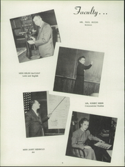 Page 12, 1951 Edition, Cocalico High School - Ko Ka Le Ko Yearbook (Denver, PA) online yearbook collection