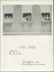 Page 7, 1951 Edition, Cocalico High School - Ko Ka Le Ko Yearbook (Denver, PA) online yearbook collection