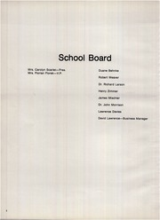 Page 6, 1972 Edition, General McLane High School - Imperator Yearbook (Edinboro, PA) online yearbook collection
