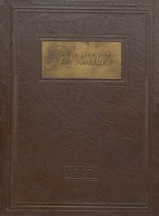 1927 Edition, Athens Area High School - Athenian Yearbook (Athens, PA)