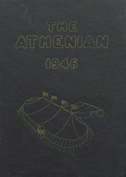 1946 Edition, Athens Area High School - Athenian Yearbook (Athens, PA)