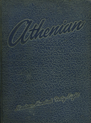 1948 Edition, Athens Area High School - Athenian Yearbook (Athens, PA)