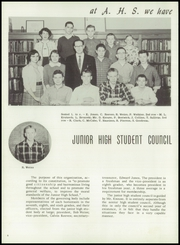 Page 10, 1958 Edition, Athens Area High School - Athenian Yearbook (Athens, PA) online yearbook collection