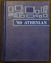 1969 Edition, Athens Area High School - Athenian Yearbook (Athens, PA)